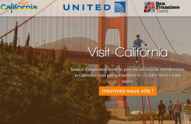 La formation permettra aux professionnels du tourisme de (re)découvrir la Californie du Nord - DR : Visit California