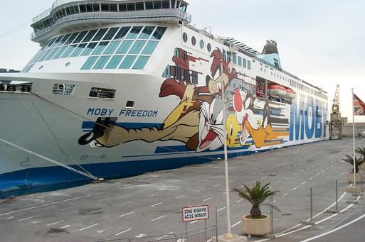 Moby Lines veut être le troisième larron sur Nice/Corse