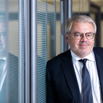 Pierre-Frédéric Roulot, CEO de Louvre Hotels Group se voit confier en plus de ses fonctions, bla direction de la plateforme Metropolo en Chine - Photo Linkedin