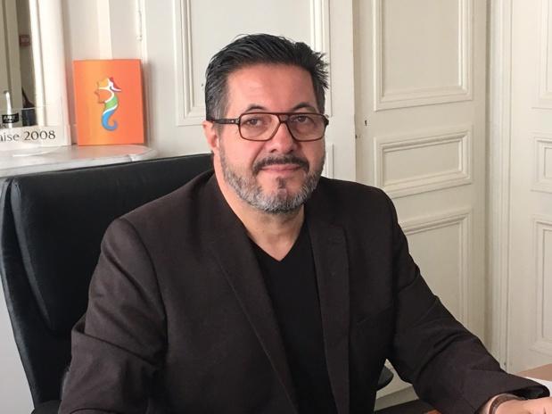 Jean-Luc Dufrenne réélu président des Entreprises du Voyage Nord Normandie  - Photo DR