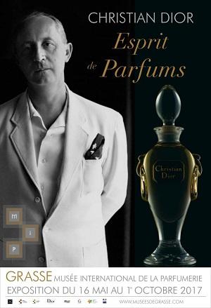 Grasse : le Musée International de la Parfumerie met à l'honneur Christian Dior