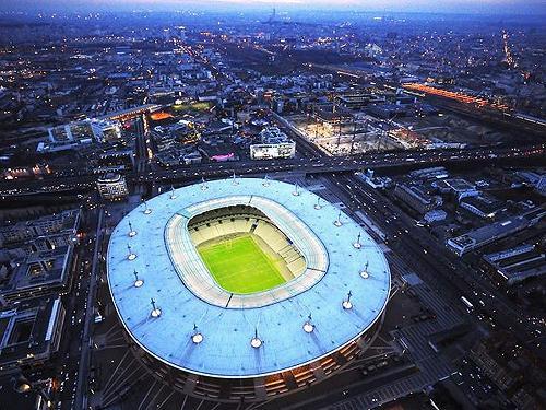 Eluceo se tient au Stade de France - Photo : OT Paris