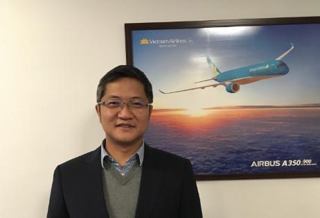 Cao Anh Son nommé directeur France et Europe de Vietnam Airlines - DR Vietnam Airlines