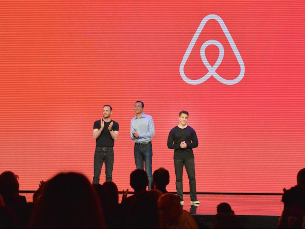 En 2008, Brian Chesky, Joe Gebbia et Nate Blecharczyk ont fondé Airbnb. (c) Airbnb Inc
