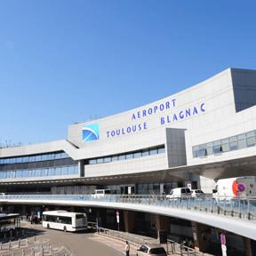 L'aéroport Toulouse-Blagnac - DR