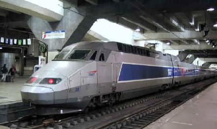 Le TGV joue les boute-en-train sur le web...