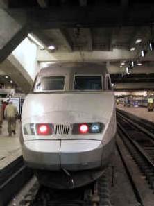 Train d'enfer pour Voyages-sncf.com !
