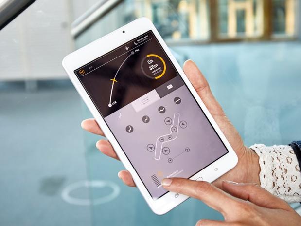 D'ici 2020, 500 millions d'euros vont être investis dans les domaines de la personnalisation, du développement et de l'amélioration d'offres digitales sur-mesure (c) Lufthansa