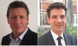 David Leborgne et Henri Pidault - DR