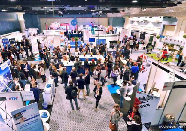 Plus de 600 participants sont attendus avec plus de 80 intervenants de référence et plus de 50 entreprises présenteront leurs dernières innovations (c) S.Vervisch