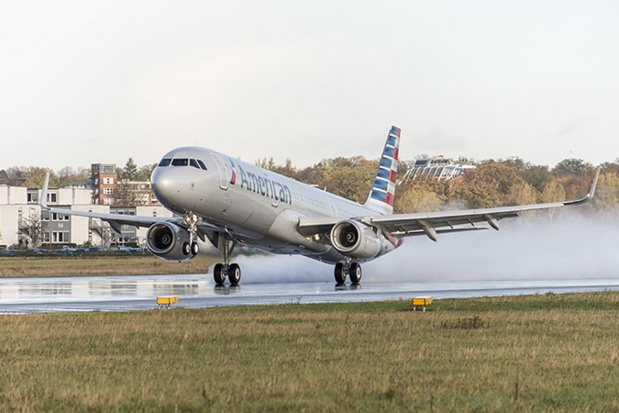 Un Airbus A321 d'American Airlines - Photo : American Airlines