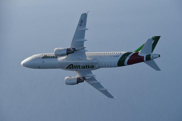 Le personnel d'Alitalia va devoir se serrer la ceinture - Photo : Alitalia