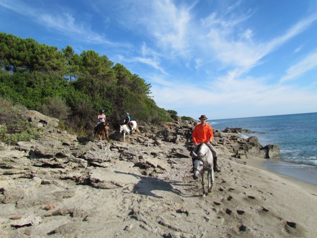 La diversité des paysages corses attire un nombre croissant de visiteurs - DR : CavalnGo