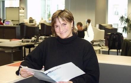 Patricia Van Stichel, sales & account manager de Sirius