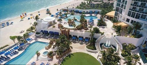 Le Trump Beach Resort de Miami courtise le marché français