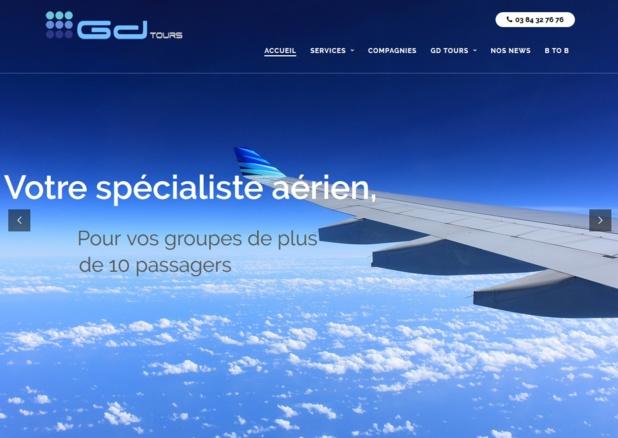 GD Tours est spécialiste de l'aérien pour les groupes de plus de 10 passagers - DR