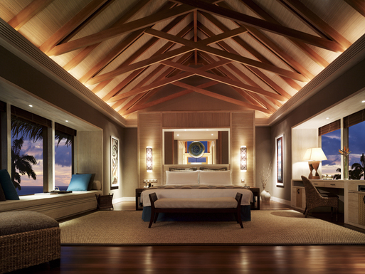 Shangi-La  : le Villingili Resort and Spa aux Maldives dévoilent ses charmes