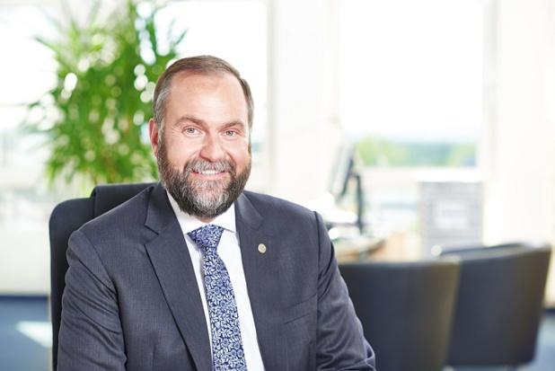 Jörg Troester reste au conseil d'administration de l'UATP - Photo : Hahn Air