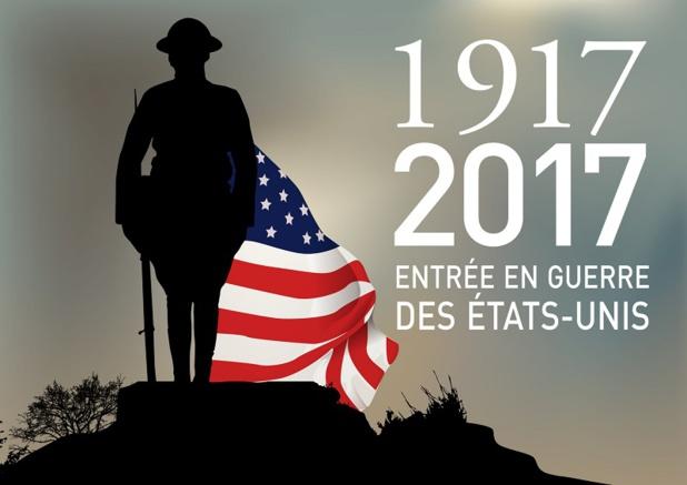 22-25 juin 2017: Saint-Nazaire organise des événements de commémoration du centenaire de la présence américaine aux côtés des Alliés durant la 1e Guerre Mondiale. DR: Pict Rider
