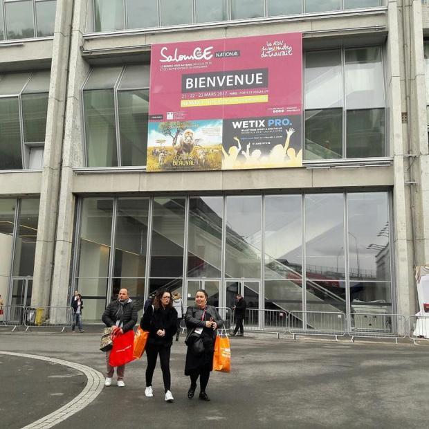 salonsCE Paris, 1ère édition 2017 les 21, 22 et 23 mars Porte de Versailles. Photo MS.