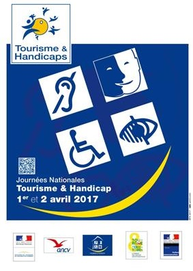 Journées nationales Tourisme & Handicap : 160 sites ouvrent leurs portes