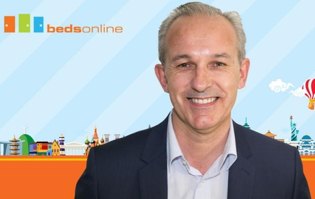 Patrice Vales nommé directeur régional pour la France, la Belgique et la Suisse de Bedsonline - DR bedsonline