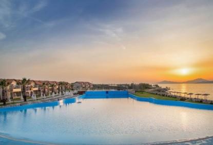 TOP CLUBS Marine Aquapark Resort, un hôtel 4*nl de 330 chambres à Kos - DR