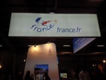 Atout France travaille activement à promouvoir la France à l'international. DR: Aurélie Resch