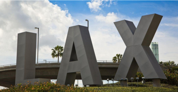 Il va y avoir du changement à l'aéroport international de Los Angeles - Photo : LAX