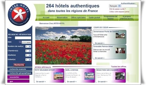 Inter-hotel crée les marques P'tit Déj-Hotel et Qualys-Hotel