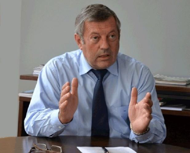 Roland Héguy est le président de l'Union des métiers et des industries de l'hôtellerie - Photo : UMIH
