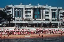 Noga Hilton, le plus bel emplacement sur la Croisette