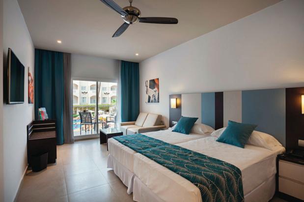 Le ClubHotel Riu Costa del Sol propose 596 chambres - Photo : RIU Hotels & Resorts