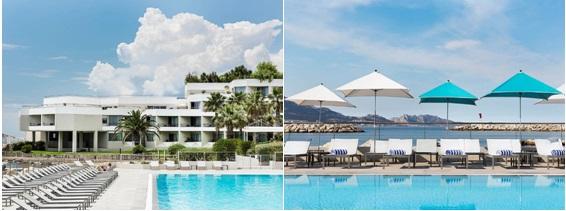 compter du 1er mai 2017, NH Hotel Group exploitera l'hôtel Palm Beach Marseille, propriété de la SHPB (Société Hôtelière du Palm Beach),sous sa marque NH Hotels. - DR