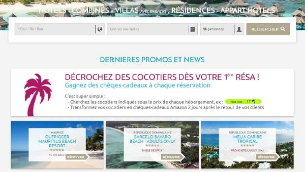 Le nouveau challenge de ventes lancé par Hôtels & Lagons  - DR