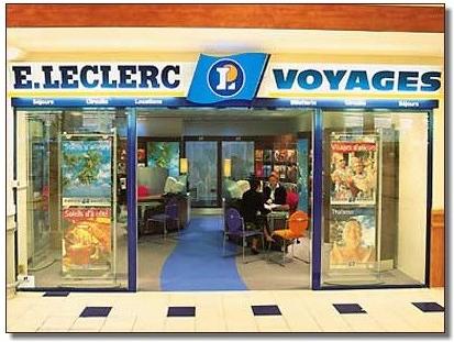 E.Leclerc Voyages table sur une croissance de 3 à 5% en 2009