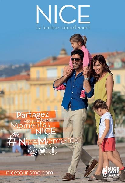 """Les agences soutiennent l'opération """"Bienvenue à Nice - Côte d'Azur"""""""