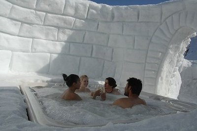 andorre dormir dans un h tel igloo grandvalira. Black Bedroom Furniture Sets. Home Design Ideas