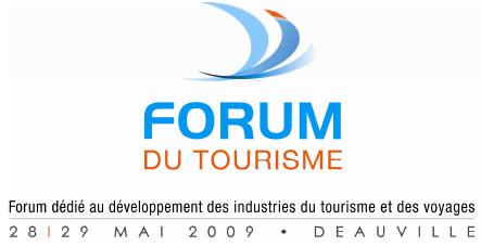 Forum du Tourisme de Deauville : demandez le programme...