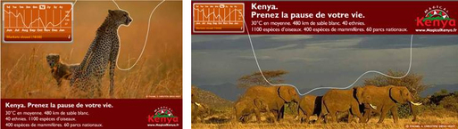 Kenya Tourist Board lance une campagne grand public en ligne