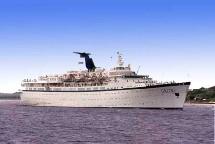 Le Princess Danae fête ses 50 ans de navigation