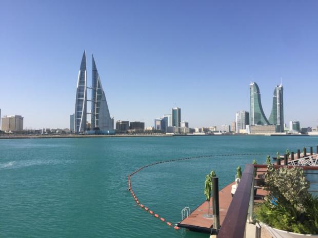 La baie de Manama ©PG TM