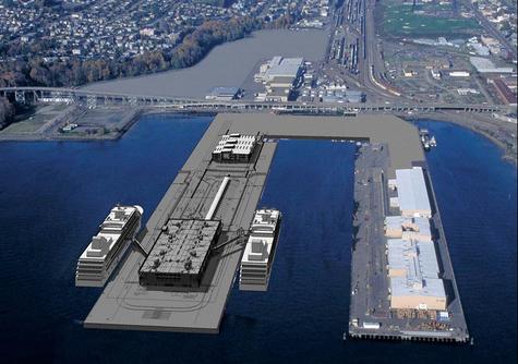 Croisière : Seattle, sur le haut de la vague