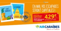 Air Caraïbes lance des city breaks vers la Havane et Saint-Domingue
