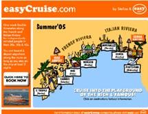 Réservations en ligne sur le site Easycruise.com
