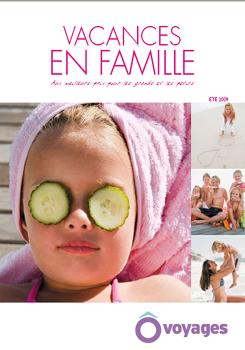 Ôvoyages lance sa nouvelle brochure ''Vacances en famille''