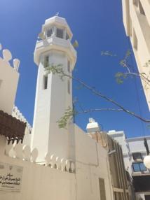 Près du Shaikh Ebrahim Center © PG TM