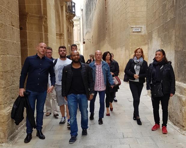Les participants ont pu sillonner les sites emblématiques de Malte et découvrir 6 hôtels Héliades - DR : Héliades