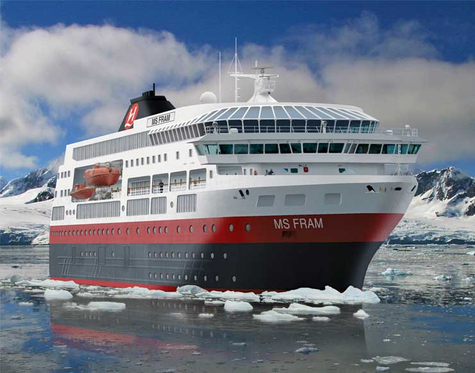 Hurtigruten : nouvelle production en Europe