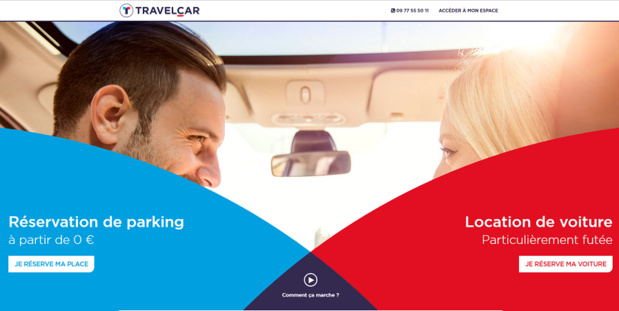 TravelCar poursuit sa croissance en externe - Capture d'écran